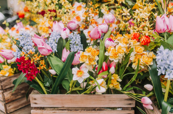 covent garden london, doors of london, early hours london, easter blooms, easter bunnies, easter flowers, easter installations, easter rabbits, floral installations, floral wall, iconic london restuarants, iconic london shops, ivy market grill, london florist, spring flowers